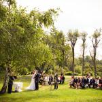 Svatba na Vysočině - ubytování Herálec