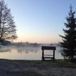 Vysočina - ubytování Herálec - rybník Kuchyně