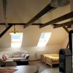 Ubytování Herálec - pokoje