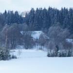 Zimní dovolená na Vysočině